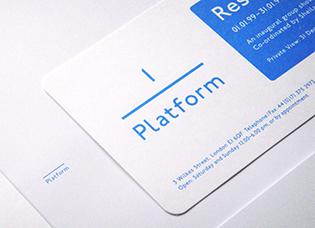 Platform card ( home )