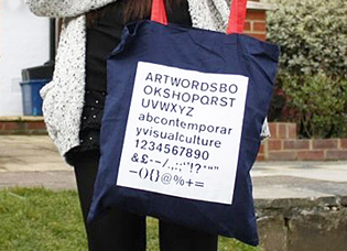 Artwords bag